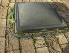 Improper Venting on roof