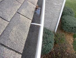Granule Loss on roof